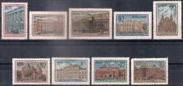 Russia 1950, Michel Nr 1450-58, MNH OG - Neufs