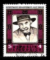 Autriche 1986 Mi.Nr: 1856 Todestag Von Julius Tandler  Oblitèré / Used / Gebruikt - 1945-.... 2ème République