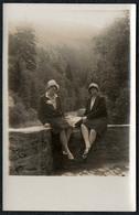 C6123 - Hübsche Junge Frau  Mit Hut - Pretty Young Women - Vintage - Mode - Fotografie