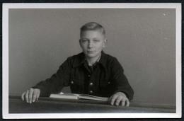 C6124 - Hübscher Junge Pimpf ?? Uniform - Pretty Young Boy - Fotografia