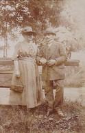 AK Foto älteres Ehepaar - Ca. 1910/20  (41612) - Paare
