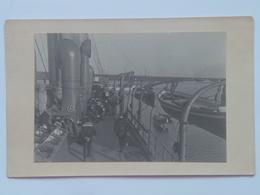 K.U.K. Kriegsmarine Marine Pola Foto Photo SMS 13 1917 - Guerra