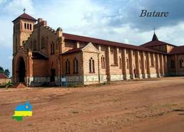 Rwanda Butare Cathedral New Postcard Ruanda AK - Ruanda