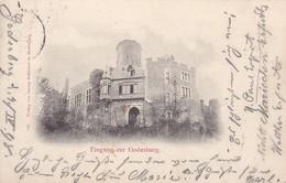 AK Eingang Zur Godesburg - 1898 (41615) - Bonn
