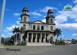 Nicaragua Managua Cathedral New Postcard - Nicaragua