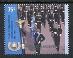 """100 AÑOS ESCUELA DE CADETES """"CORONEL RAMON L. FALCON"""". ARGENTINA AÑO 2006, GOTTIG JALIL GJ 3566 MNH NUEVO - LILHU - Police - Gendarmerie"""