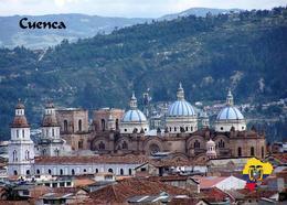 Ecuador Cuenca Historic Centre UNESCO Cathedral Domes New Postcard Ekuador AK - Ecuador