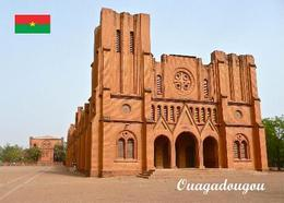 Burkina Ouagadougou Faso Cathedral New Postcard - Burkina Faso