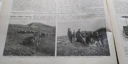 DOMENICA DEL CORRIERE 1906 COSTANZANA VERCELLI BOVEGNO BAGOLINO - Altri