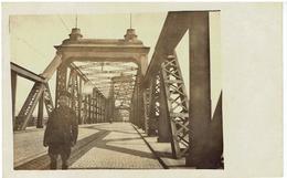 PLZ 47647 - KERKEN - ALDEKERK - Nordrh. Westf - Rheinbrucke? - Belgischen Soldat - Besetzung Nach 1918 ? - Kleve