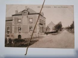 Bettborn, Rue Vers Grosbous, Cache Bettborn - Cartes Postales