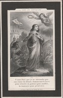 Soeur -anna Muls-st.trond 1814-velp 1880 - Devotion Images