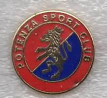 Potenza Sport Club Calcio FootBall Soccer Pins Spilla Italy - Calcio