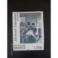 Timbre N° 4305 Neuf ** - Honoré Daumier - Neufs