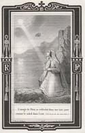 Marie Joséphine Ghislaine Van Naemen-st.nicolas 1868 - Images Religieuses
