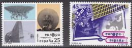 España 3116/3117 ** Europa. 1991 - 1991-00 Unused Stamps