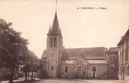 Châtenay Malabry église - Chatenay Malabry