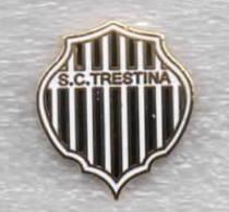 SC Trestina Calcio Città Di Castello Umbria Distintivi FootBall Soccer Spilla Pins Italy - Calcio