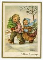 Noel Weihnachten Christmas Enfants Sign.Mariapia - Natale