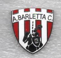 AC Barletta Calcio Distintivi FootBall Soccer Spilla Pins Italy - Calcio