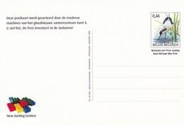 BELGIQUE - POSTKAART NATIONALE NIET PRIOR ZENDING   /6103 - Postwaardestukken