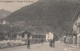 VILLADOSSOLA - FERRIERA P.M. CERETTI - Verbania
