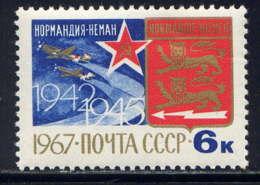 RUSSIE - A123** - NORMANDIE-NIEMEN - Neufs