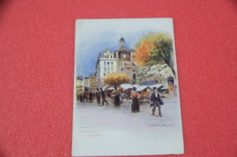 Genève Tour De L' Ile By J. Redmond NV Primi 1900 - GE Genève