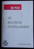 DE BELGISCHE POSTNUMMERS POSTCODE - CODES POSTAUX - Depuis Vanaf 1990 - Non Classés