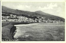 CPSM DE LA PALMA  (ESPAGNE)  SANTA CRUZ DE LA PALMA - La Palma