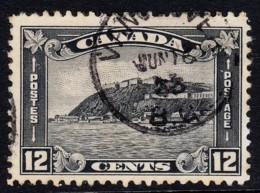 Canada 1930 The Old Citadel, Quebec Used  SG 300 - 1911-1935 Reign Of George V