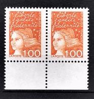 FRANCE  1997 - PAIRE / Y.T. N° 3089 - NEUFS** - Frankreich