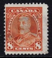 Canada 1935 King George V 8c Used  SG 346 - 1911-1935 Reign Of George V