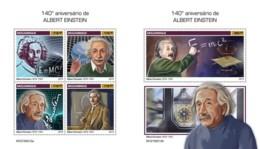 Z08 MOZ190212ab MOZAMBIQUE 2019 Albert Einstein MNH ** Postfrisch - Mosambik