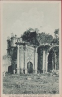 Bresil Brazil Brasil Ruinas Da Cathedral De S. Miguel Das Missoes Rio Grande Do Sul Jesuits Jesuitas Rare Old Postcard - Brazilië