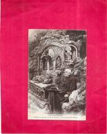 ROTHENEUF - 35 - L'Ermite Reposant Parmi Ses  Oeuvres - Le Tombeau Des Rotheneuf - ARD1/GIR - - Rotheneuf
