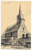 CPA 59 ROCQ L' église - France
