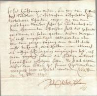 1740 Crailsheim,Boten-Recepisse - Deutschland