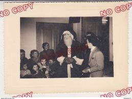 Au Plus Rapide Le Père Noël Et Prise D'armes à Bastia Corse Photo Catani Bd Paoli Beau Format - Persone Anonimi