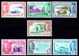 Cayman-049 - Emissione 1950 (++) MNH - Senza Difetti Occulti. - Cayman (Isole)