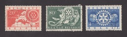 BELGIO !!! 1954/1955 LOTTO ROTARY !!! - Belgio