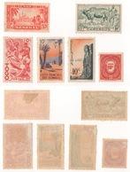 FRANCIA COLONIE !!! 1935/1947 LOTTO MISTO !!! - Francia (vecchie Colonie E Protettorati)