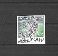 Olympische Spelen  1992 , Monaco  Postfris - Zomer 1992: Barcelona