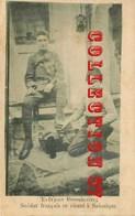 OF ☺♦♦ SALONIQUE < ENFANT CIREUR CIRANT Les CHAUSSURES D'un SOLDAT FRANCAIS  < GRECE - GREECE GRECIA - Thessalonique - Greece