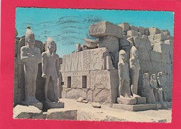 Modern Post Card Of Luxor Temple,Thebes,Egypt,L58. - Luxor