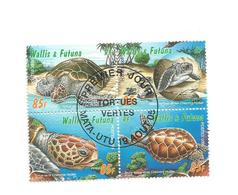 20  Tortues (clacamerou18) - Used Stamps
