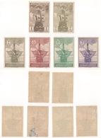 SPAGNA !!! 1930 LOTTO COLOMBO SANTA MARIA !!! - 1889-1931 Regno: Alfonso XIII