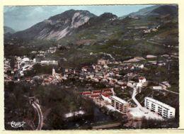 X09036 LUZENAC Ariège Usine Talc Quartier Immeubles Vue Panoramique De La Vallée 27.08.1966- COMBIER 42 - France