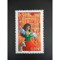 Timbre N° 3589 Neuf ** - Esmeralda - France