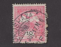 UNGHERIA !!! 1909 10 FILLER !!! - Ungheria